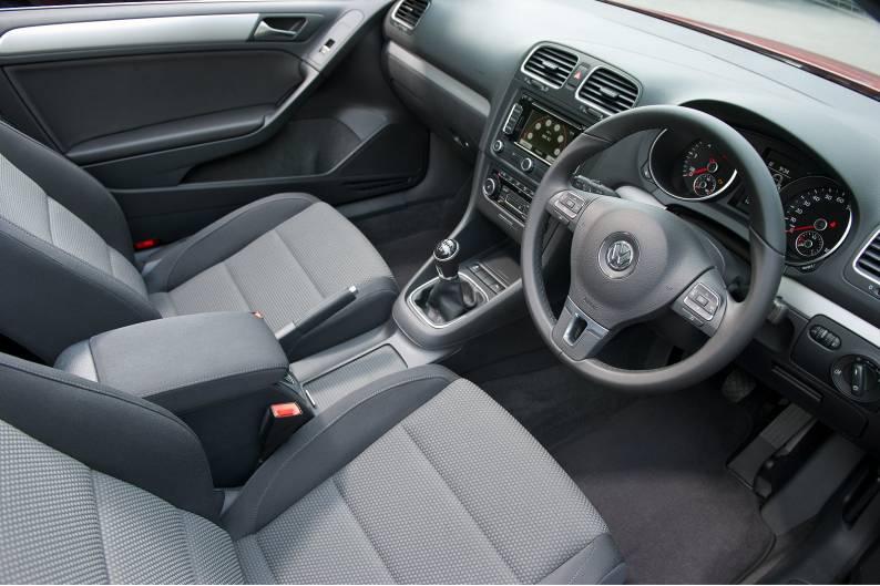 Volkswagen Golf Cabriolet 1.6 TDI review