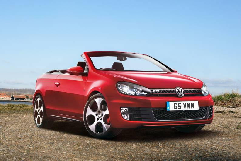 Volkswagen Golf GTI Cabriolet review
