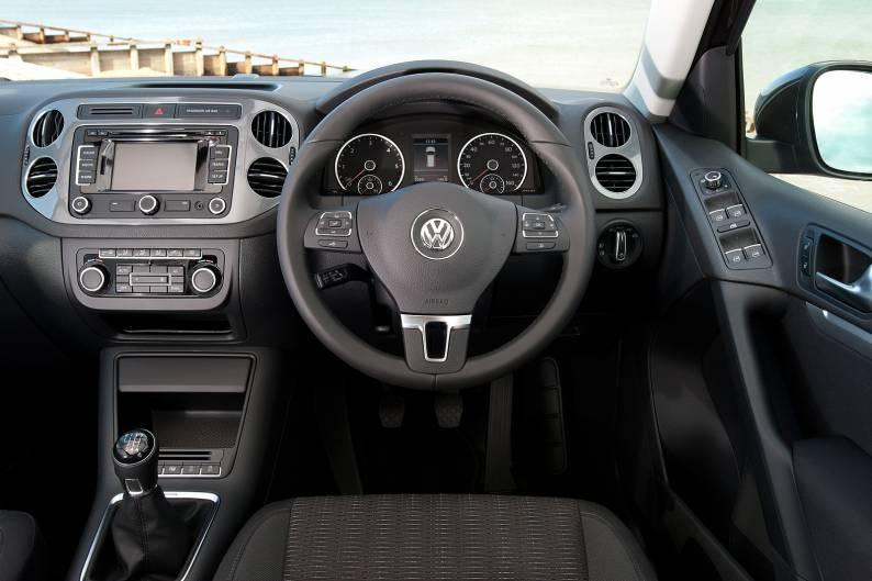 Volkswagen Tiguan 20 TDI  Car review  RAC Drive