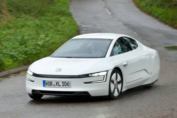Volkswagen XL1 review
