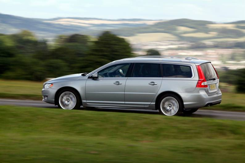 volvo v70 d3 review car review rac drive. Black Bedroom Furniture Sets. Home Design Ideas