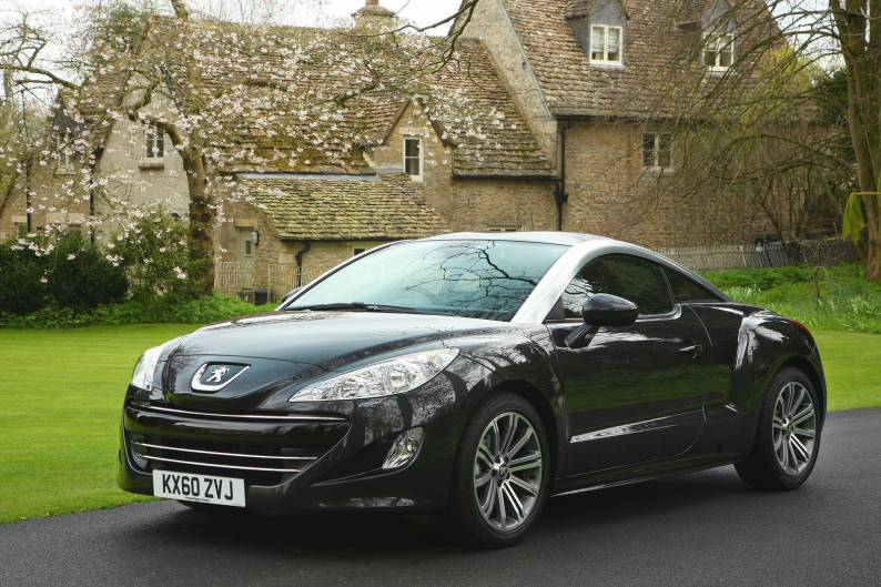 peugeot rcz review car review rac drive. Black Bedroom Furniture Sets. Home Design Ideas