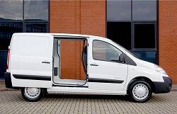 Citroen Dispatch - Technology Focus