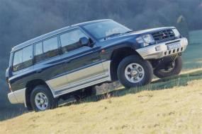 Mitsubishi Shogun (1991 - 2000)