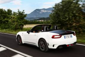 Abarth 124 Spider (0 to date) used car review