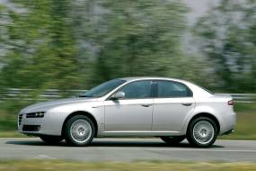 Alfa Romeo 159 range (2006 - 2009) used car review