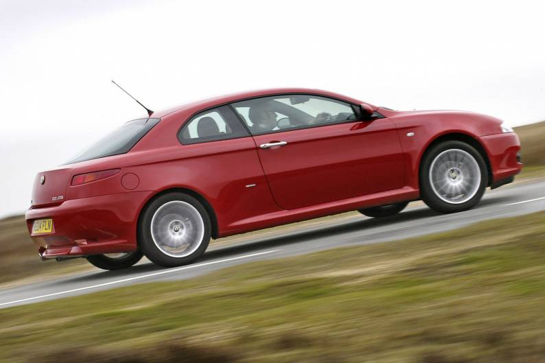 alfa romeo gt coupe (2004-2011) used car review | car review | rac