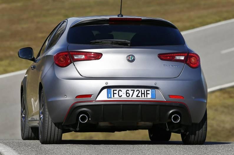 alfa romeo giulietta 2017 test drive