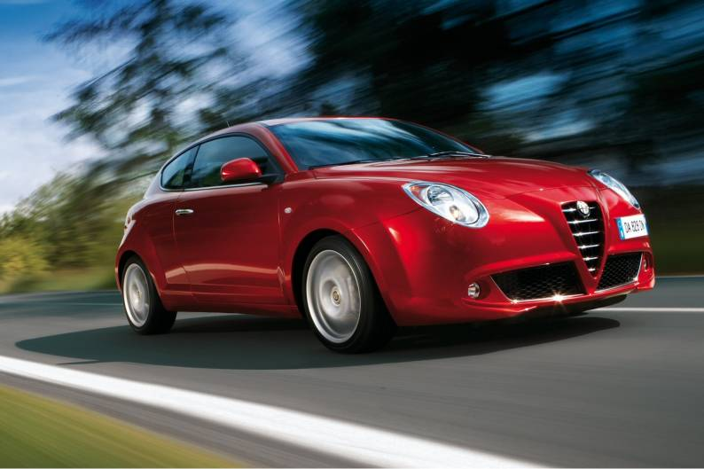 alfa romeo mito 2009 2010 used car review car review rac drive. Black Bedroom Furniture Sets. Home Design Ideas
