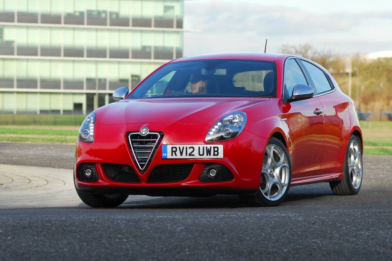Alfa Romeo Giulietta Used Car Review Car Review - Alfa romeo used cars