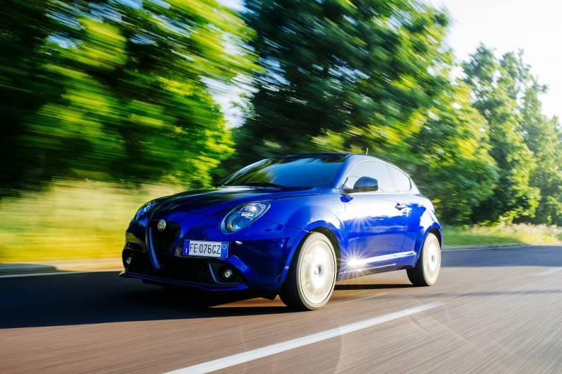 Alfa Romeo Mito Veloce review