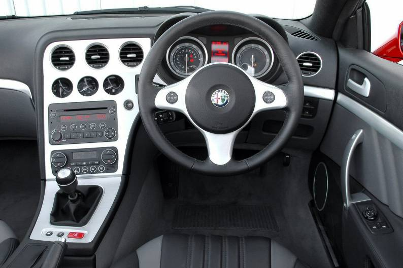 Alfa Romeo Spider range (2007-2012) used car review