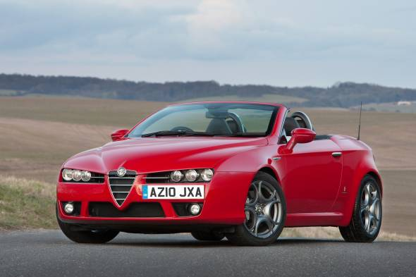 Alfa Romeo Spider range (2007-2012) used car review