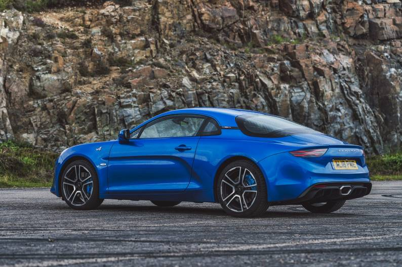 Alpine A110 review