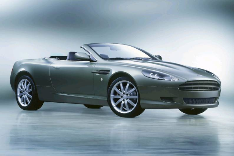 Aston Martin DB9 review