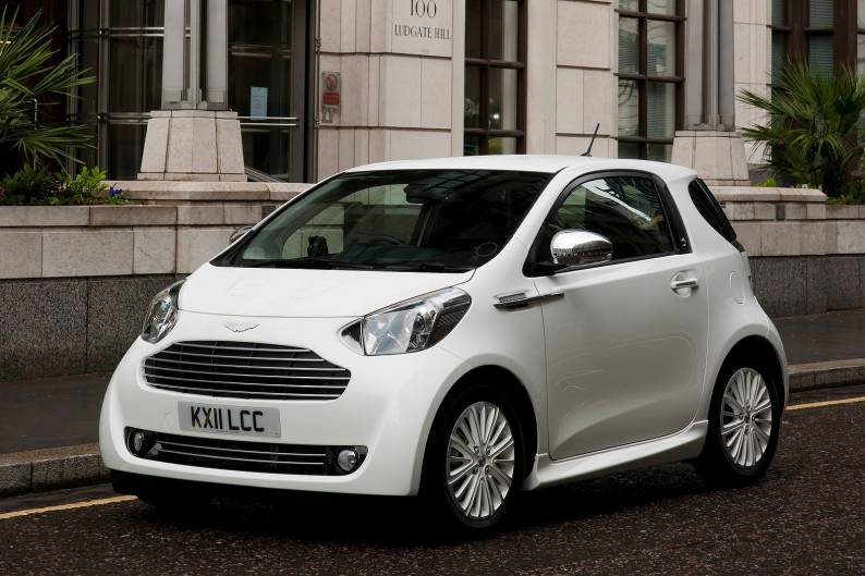 Aston Martin Cygnet 2011 2013 Used Car Review Car Review Rac