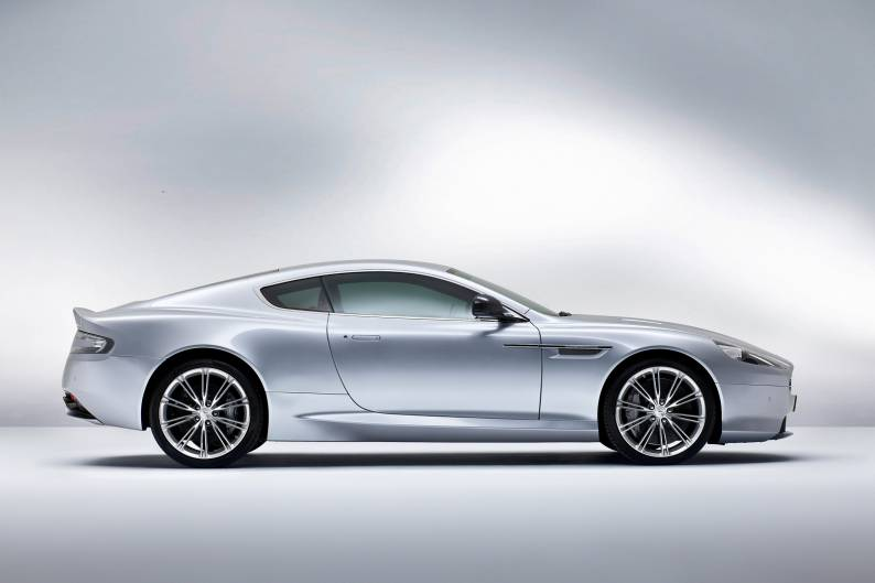 ... Aston Martin DB9 Review