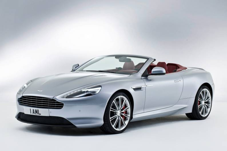 Aston Martin DB9 (2004 - 2016) used car review