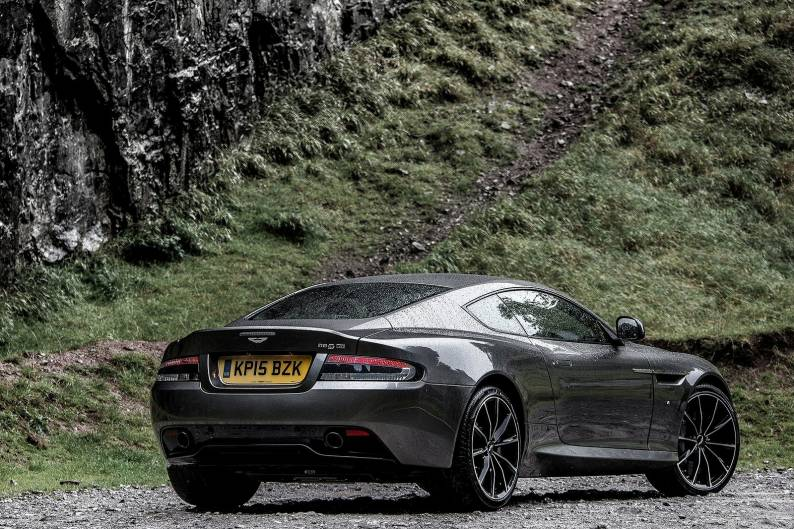 Aston Martin DB9 GT review