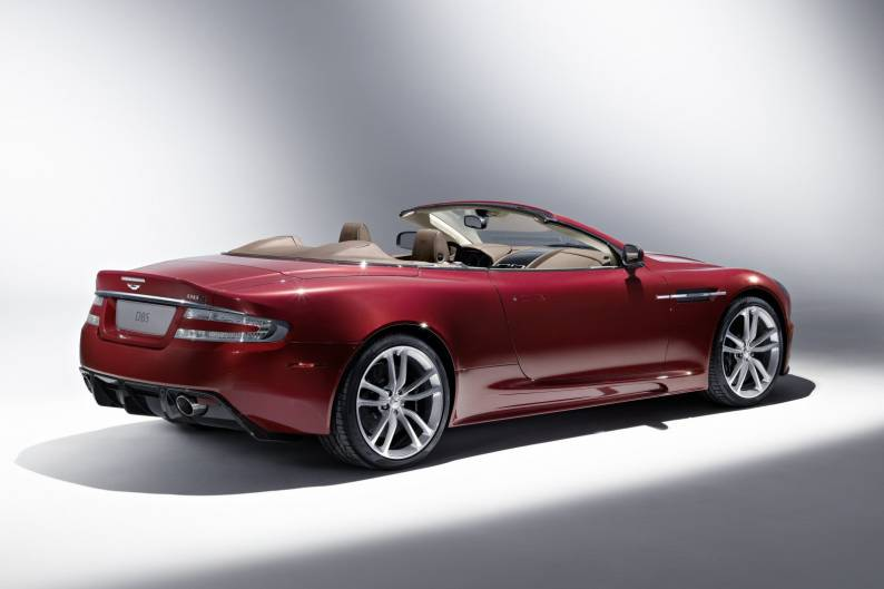 Aston Martin DBS Used Car Review Car Review RAC Drive - How many aston martin dbs were made