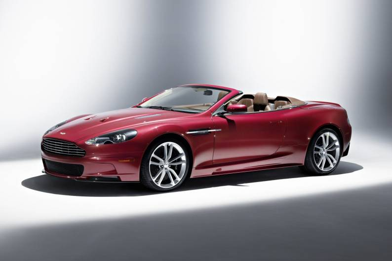 Aston Martin DBS (2007 - 2012) used car review