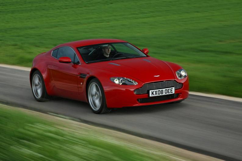 Aston Martin V8 Vantage (2005 to date) used car review