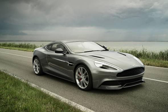 Aston Martin Vanquish S review