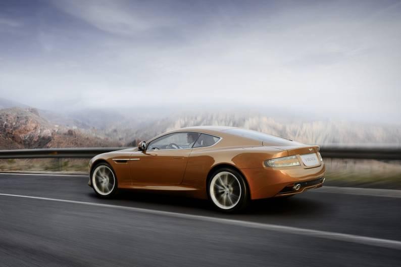 Aston Martin Virage (2011 - 2012) used car review