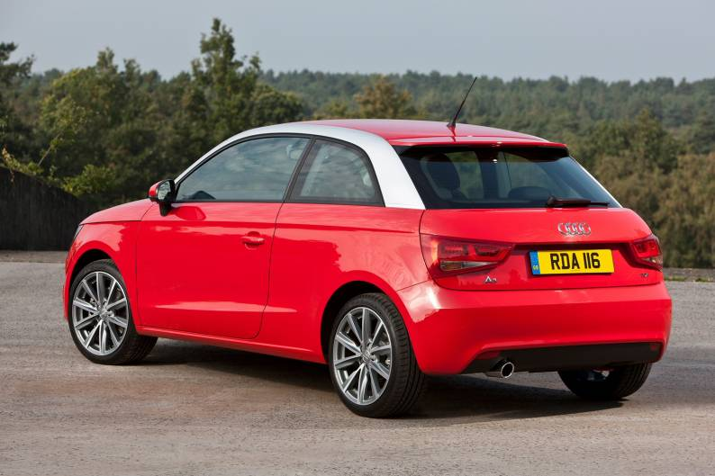 audi a1 2010 2015 used car review car review rac drive. Black Bedroom Furniture Sets. Home Design Ideas