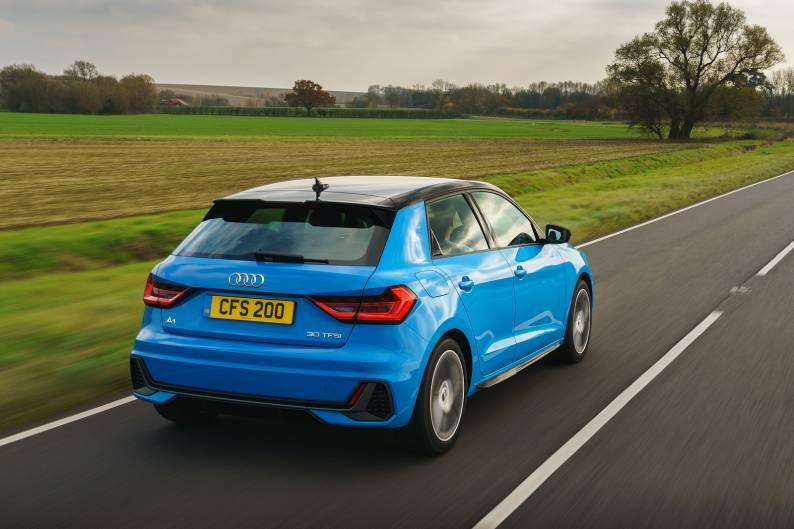 Audi A1 Sportback review | Car review | RAC Drive