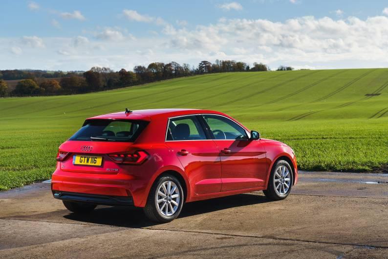 Audi A1 Sportback 30 TFSI review | Car review | RAC Drive