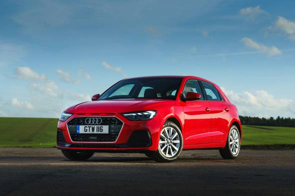 Audi A1 Sportback 30 TFSI review