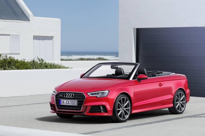 Audi A3 Cabriolet 2 0 Tdi 150ps Review Car Review Rac Drive