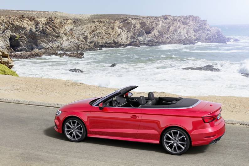 Audi A3 Cabriolet 2 0 Tdi 150ps Review Car Review Rac
