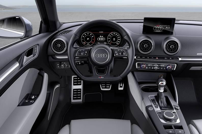 Audi A Sportback Review Car Review RAC Drive - Audi a3 review