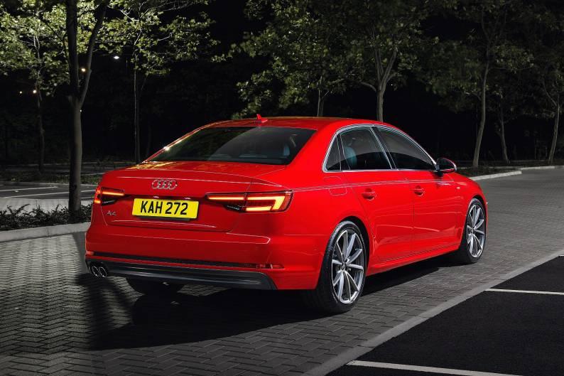 Audi A4 1.4 TFSI review