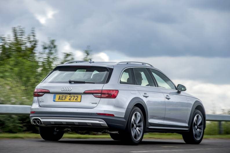Audi A4 allroad review