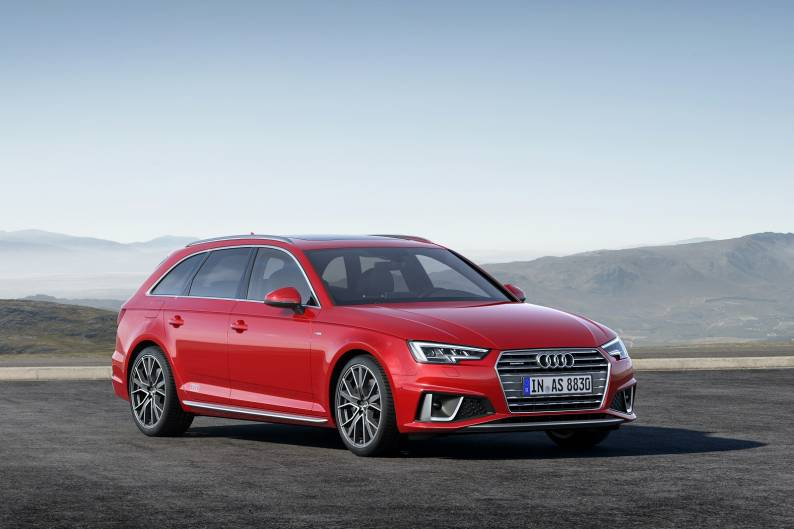 Audi A4 Avant Review Car Review Rac Drive