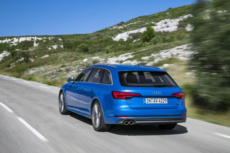 Audi A4 Avant review