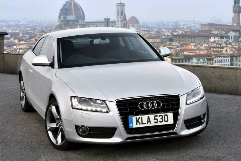 Audi A5 Coupe 2007  2011 used car review  Car review  RAC Drive