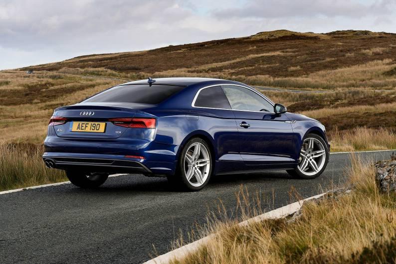Audi A5 Coupe review | Car review | RAC Drive