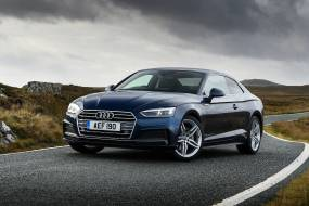 Audi A5 Coupe review