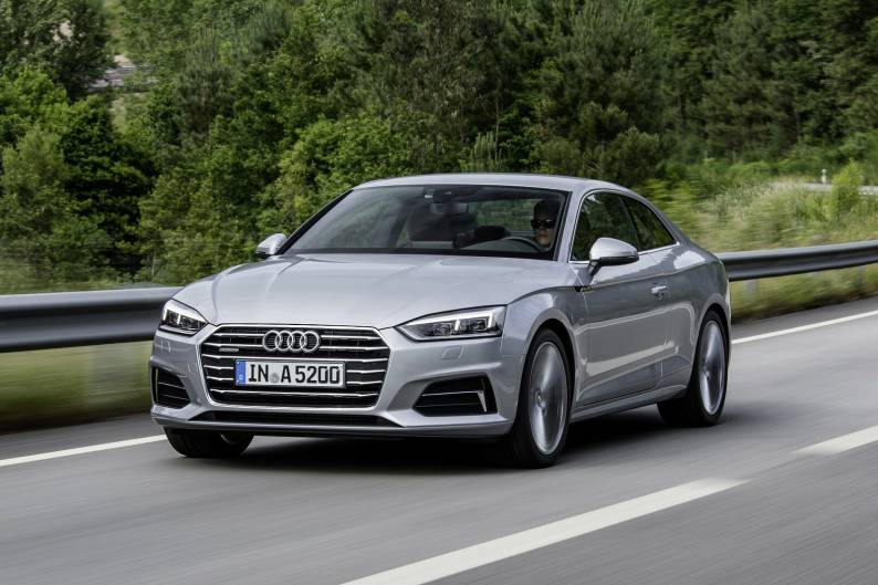 Audi A5 Coupe 2.0 TFSI 190PS review