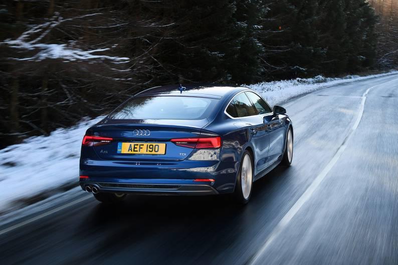 Audi A5 Sportback review