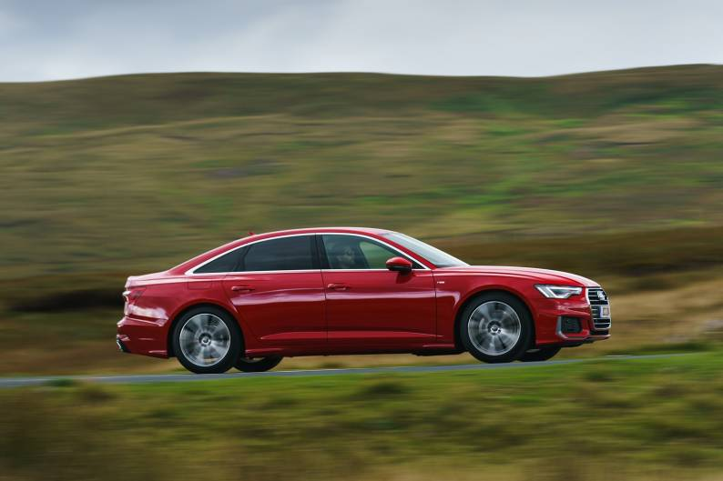 Audi A6 40 TDI review