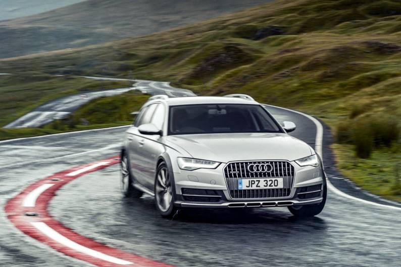 Audi A6 allroad review