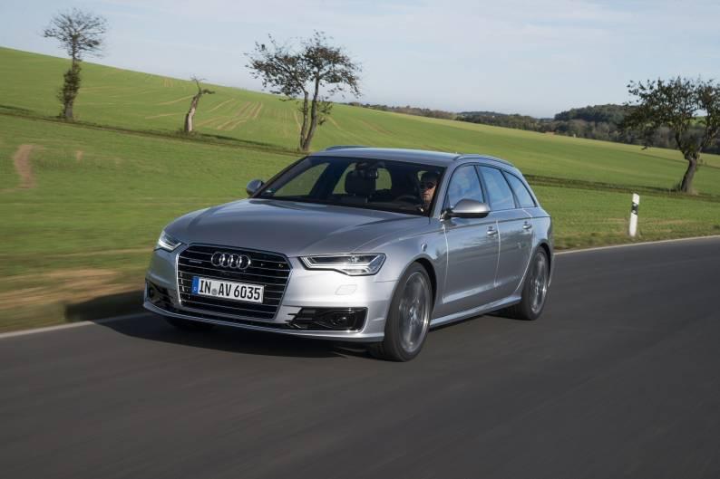 Audi A6 Avant review