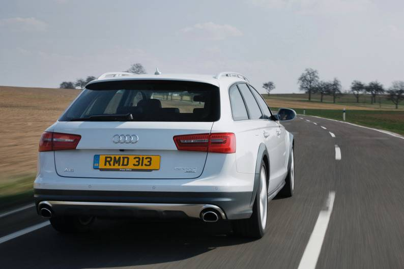 Audi A6 allroad 3.0 BiTDI review