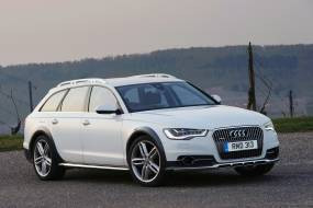 Audi A6 allroad 3.0 BiTDI review