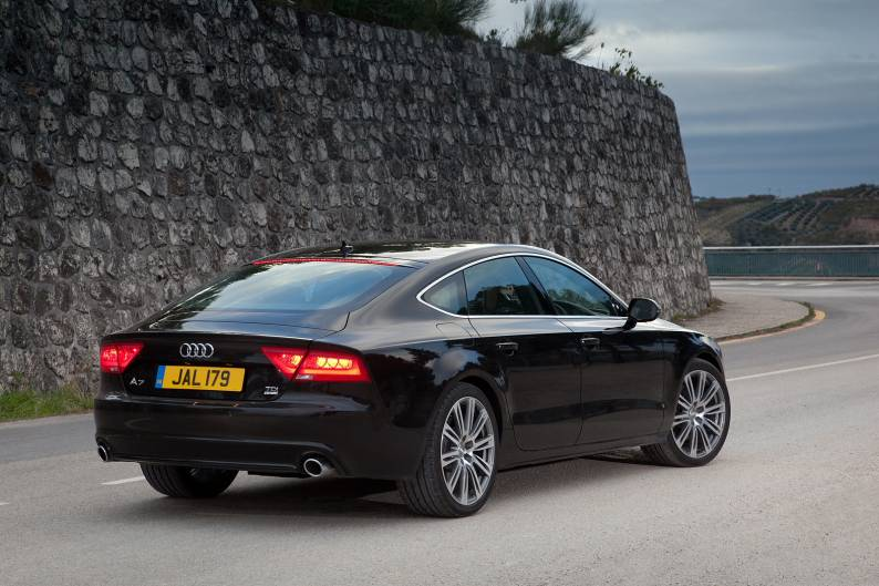 Audi A7 Sportback 2011  2014 used car review  Car review  RAC